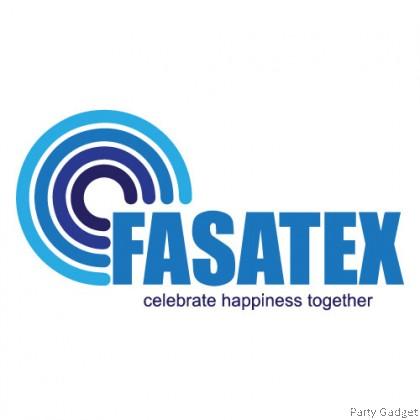 [10pcs] Fasatex 5 inch Metallic Pink Small Latex Balloon